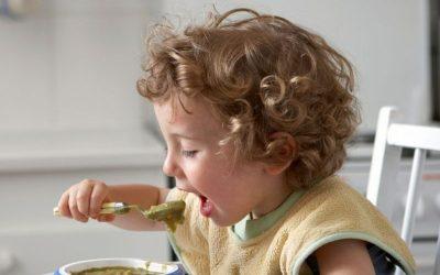 O que devo saber sobre cadeiras de alimentação?